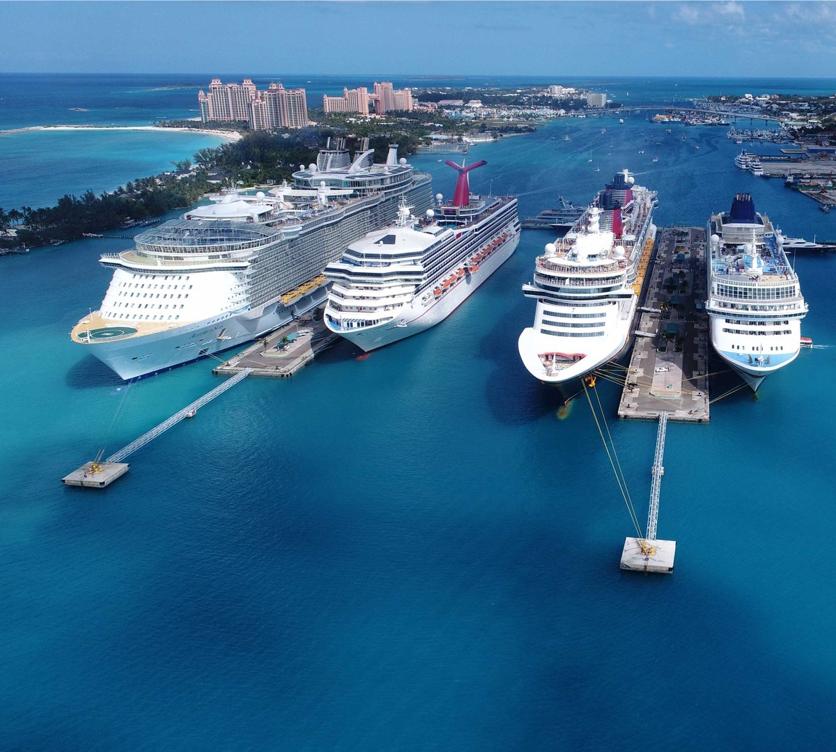 2019 is going to be a BIG year for cruising. But why? Our 6 insights shed light on the industry's latest developments - https://t.co/IvaNI0ZkY2 #cruise2019 #letscruise #cruiseships #cruiseguide #cruisers #cruising https://t.co/bqcVwZz5Iy
