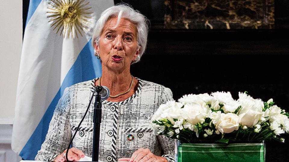 Beatriz Chisleanschi's photo on El FMI