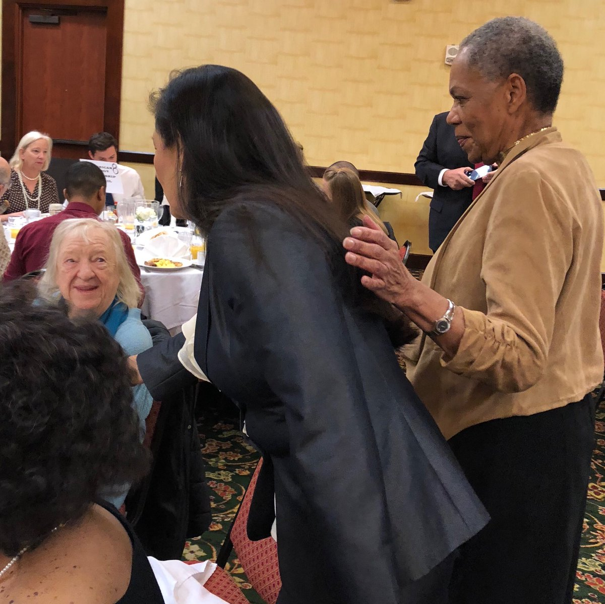 Rep Deb Haaland On Twitter Honoring The Memory Of Dr Martin Luther King Jr At The 23rd Annual Mlk Community Commemorative Breakfast Hosted By Grant Chapel African Methodist Episcopal Church Lay Organization