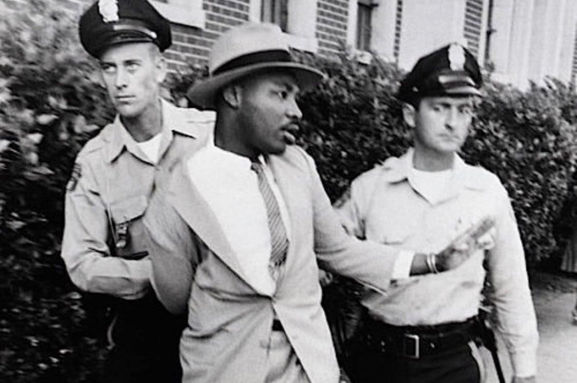 Image result for martin luther king jr being beat