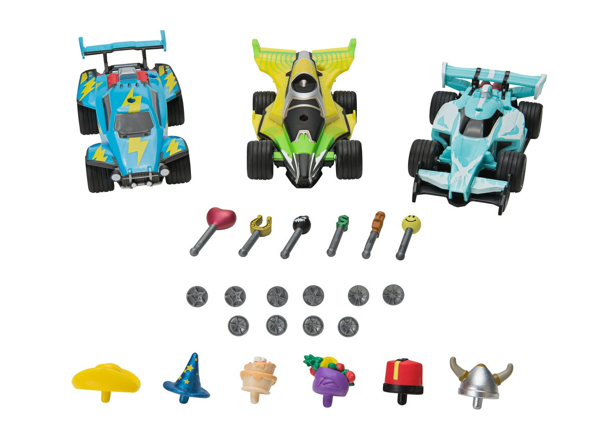 ICYMI: Our new customizable toys with @Jazwares started rolling into US @Target stores last week!  Check out the DLC included with select packs via our blog: http://bit.ly/JazwaresBattleCars …