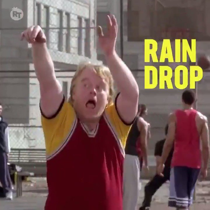 Rain dance! 15 years ago Philip Seymour Hoffman put on an MVP performance in 'Along Came Polly'