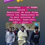 #VenezuelaRechazaXenofobia Twitter Photo