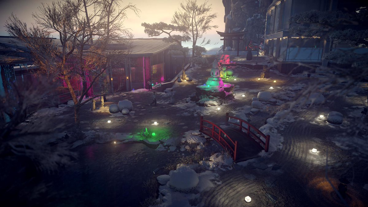 Hitman 2's latest update brings a wintry mix of content to the game, including the ability for Agent 47 to throw snowballs. https://t.co/sfHQvgUJSK