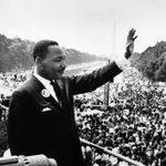 """""""Hate cannot drive out hate; only love can do that."""" - Martin Luther King, Jr.  How relevant this is in today's world. We must remember and act on this each day 🙏🏾❤️🌎 #MLKDay#MartinLutherKing #hero"""