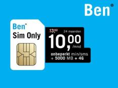 test Twitter Media - [Hete aanbieding] €72,- korting op Sim Only bij Ben via ING https://t.co/spiydRwf07 https://t.co/4dP35apFRW