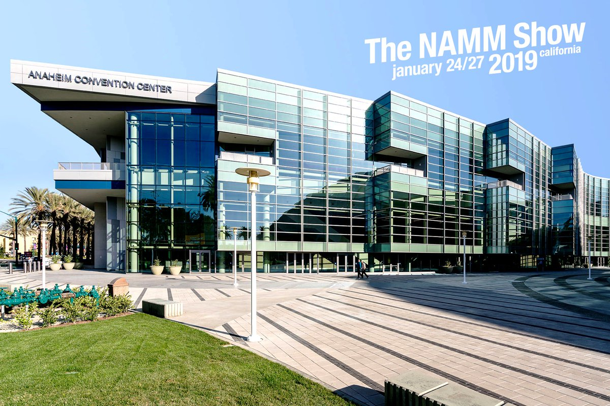 The Namm Show is here! January 24 - 27! Come by and say hello! ACC North Building - Warm Audio booth 15716! https://www.namm.org/   #namm #warmaudio #thenammshow