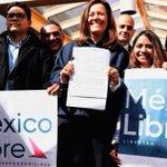 México Libre Twitter Photo