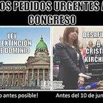 El DNU Twitter Photo