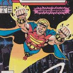 Image for the Tweet beginning: #Quasar #1 (1989) #PaulRyan Cover
