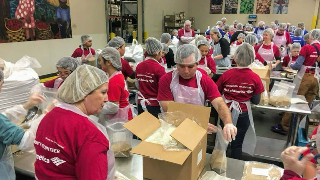 Hundreds of volunteers in Portland make a difference on MLK day of service https://t.co/rQHd1gRWav