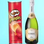 Image for the Tweet beginning: The Complete Pringles And Wine