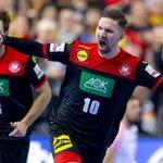 Handball-WM Twitter Photo
