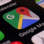 Image for the Tweet beginning: Google Maps is about to