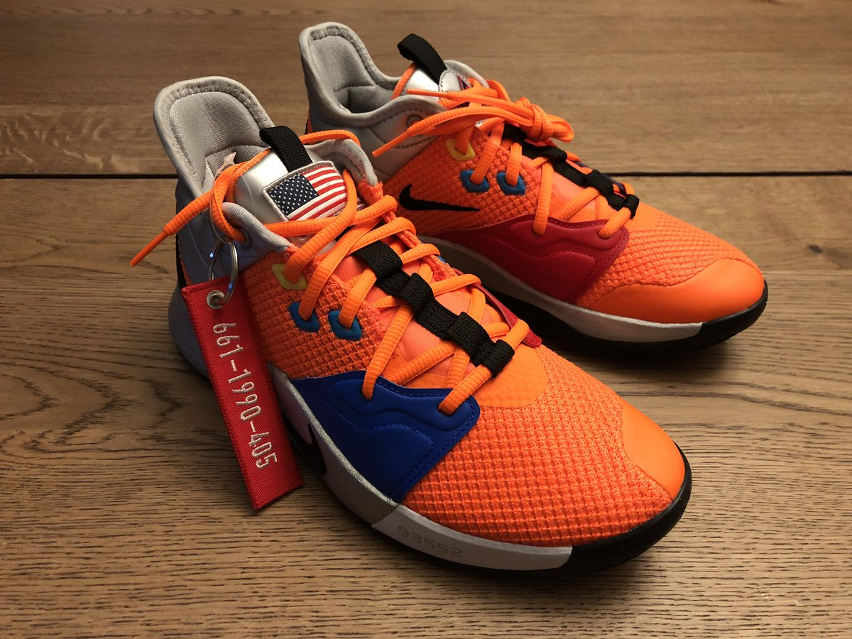 b55d9488a11ce is this already the best collab of 2019 the pg3 nasa is straight early  snkrs access