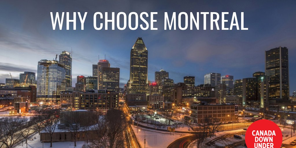 Are you looking to expand the horizons of your business this year? With the #CPTPP now in effect and business booming in Montréal, have a look at how #MTL might be your path for expansion into Canada #ausbiz #cdnbiz  http://ow.ly/vVa230nnXIS