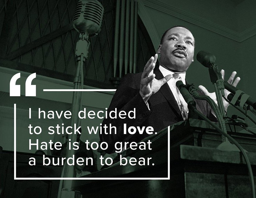 Today and everyday. Thank you Dr. Martin Luther King. #mlk #honor #teacher #share #love ✨ https://t.co/ibAJ8hmPDS