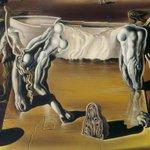 Image for the Tweet beginning: The dark side of Surrealism