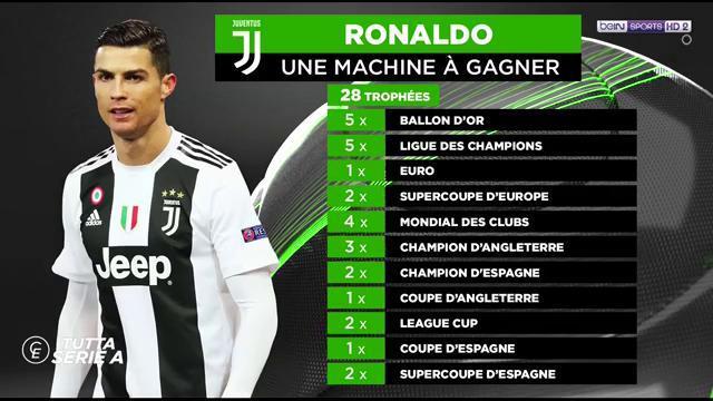 🇮🇹 #TuttaSerieA  ⚽ Cristiano Ronaldo, une machine à gagner !