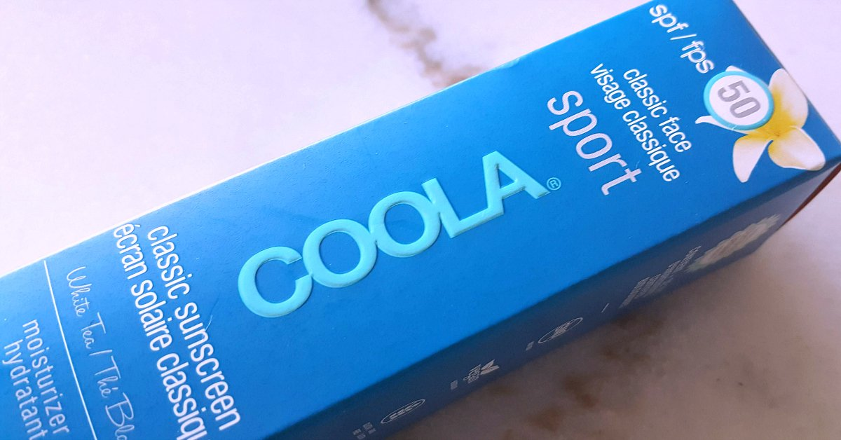 Love Coola skincare products with SPF amzn.to/2T4UInh (ad)
