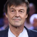 Nicolas Hulot Twitter Photo