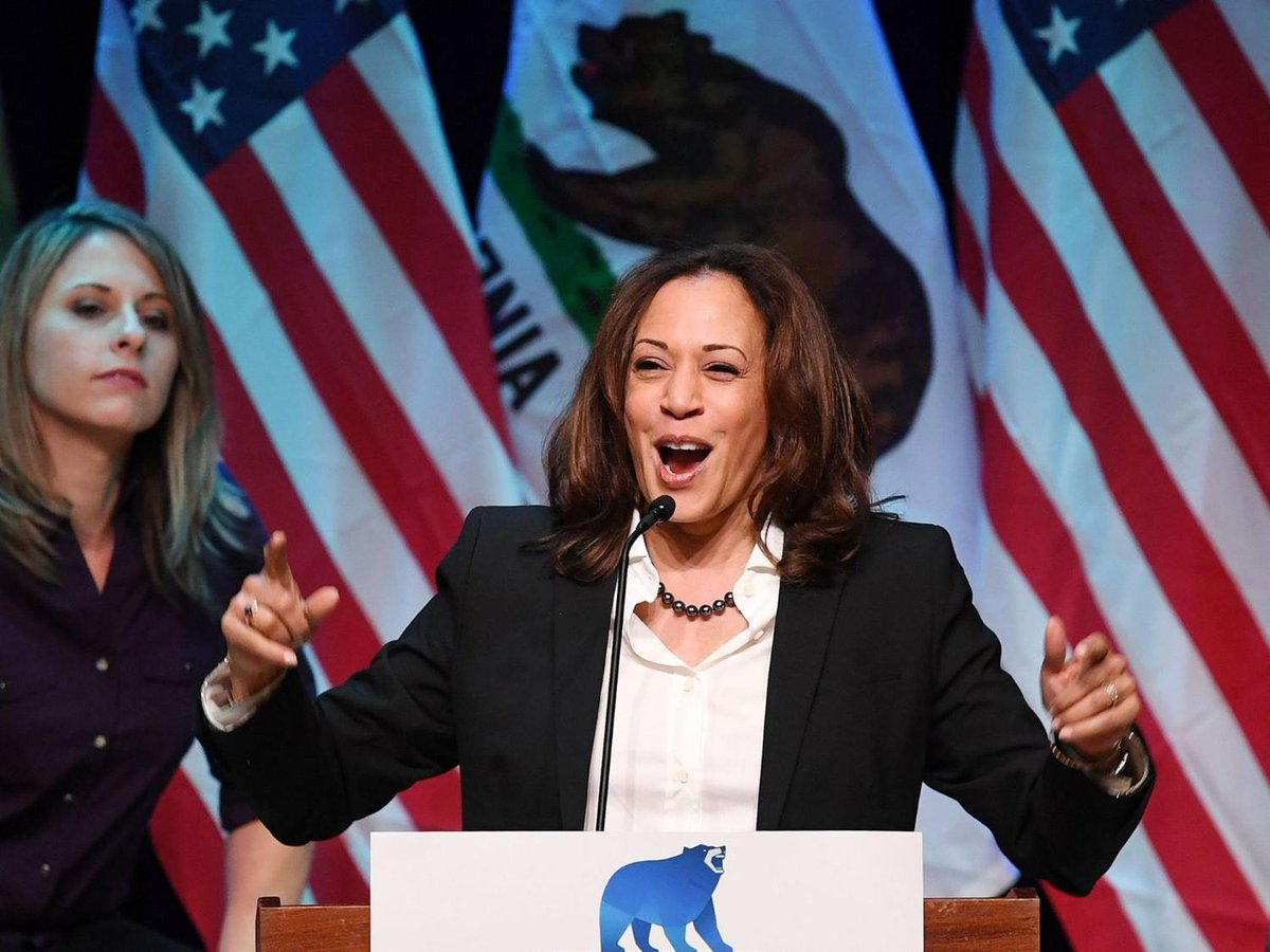 Opinion: With Kamala Harris in the race, Trump stands no chance of winning in 2020 https://t.co/Og2ctB75OG