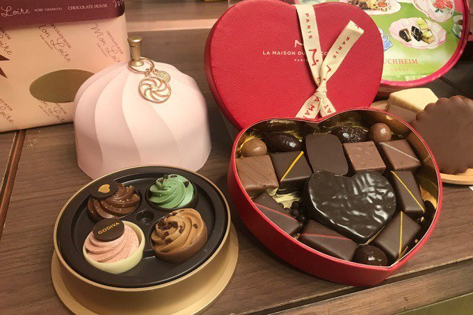 [明日から開催] 「バレンタインチョコレート博覧会」阪急うめだ本店に約300ブランド・約3,000種のチョコレート集結 - https://t.co/CMobFmGyTD