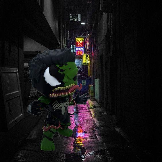Venomized Hulk  #funko #funkopop #funkopops #funkopopvinyl #funkophotoaday #funkomania #funkophotography #funkofamily #funkoaddict #funkoaddiction #funkocollection #funkocollector #funkofanatic #pop #popvinyl #popfunko #popfigures #toys #marvel #marvelpop #hulk #venom