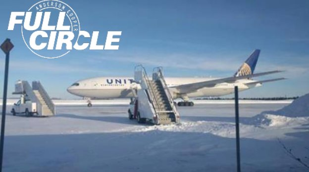 """Sonjay Dutt, who spent 14 hours on a United Airlines plane when his flight to Hong Kong was diverted to Newfoundland due to a medical emergency, joins Full Circle to discuss """"the worst travel disaster"""" he says he's been a part of. Tune in on Facebook Watch https://t.co/Gxud13zRQ8"""