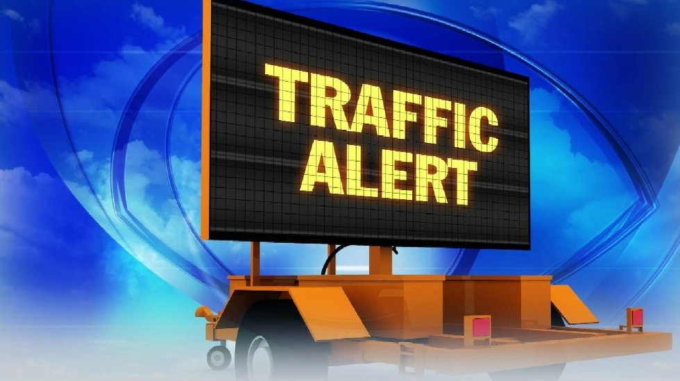 TRAFFIC ALERT: South Bend police say the westbound bypass at U.S. 31 and Michigan is closed from a semi-trailer blocking the road from a crash. They also say the westbound bypass on-ramp at Ironwood is closed. Be sure to avoid the area!