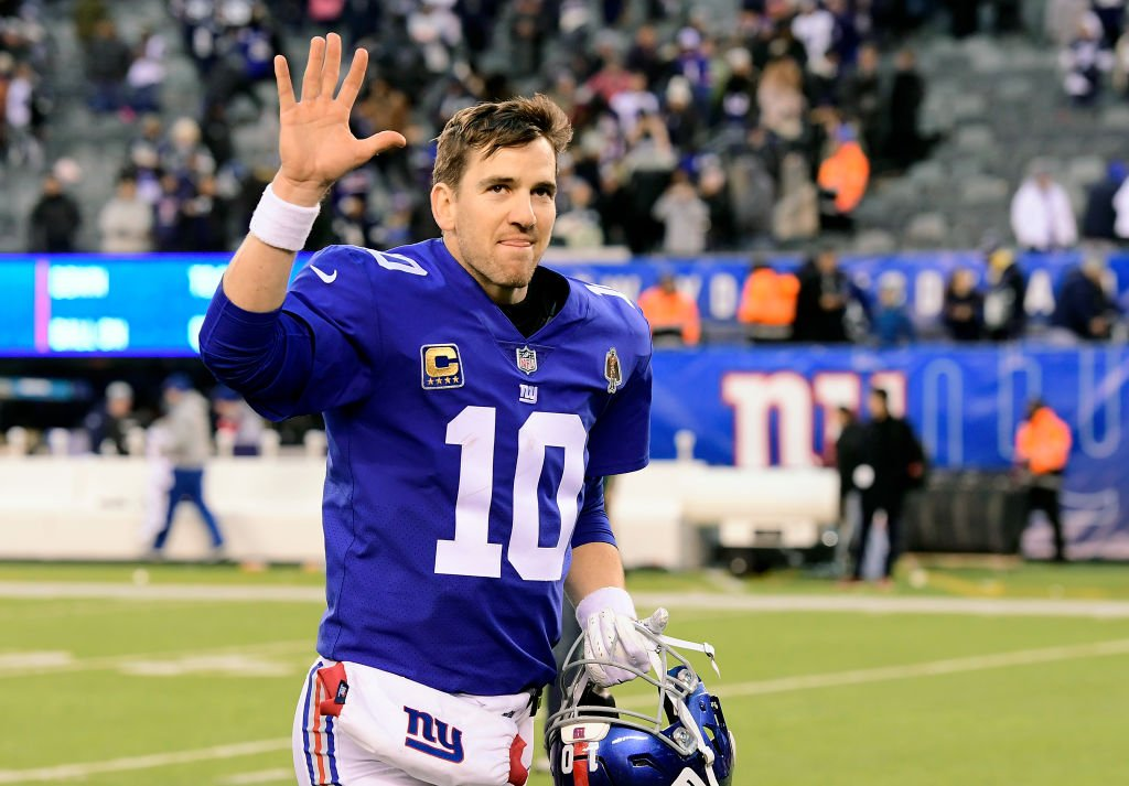 """Eli Manning's agent expects him to return to Giants in 2019: """"He'd love to come back,"""" per @NYPost_Schwartz"""