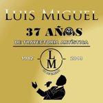 Image for the Tweet beginning: #LuisMiguel 🎙 @LMXLM  Con gran orgullo