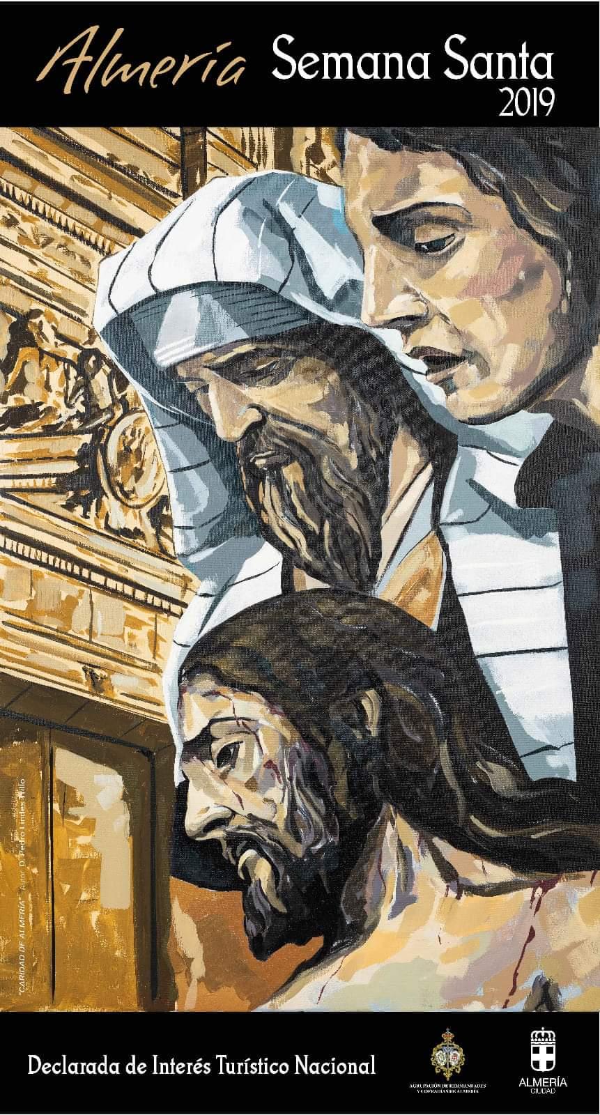 Cartel Semana Santa Almeria 2019
