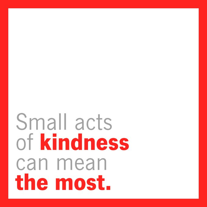 Simple things, like bringing cookies to a neighbor, can brighten their day and yours. How do you spread kindness? #MondayMotivation Photo