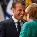 Francia e Germania Twitter Photo