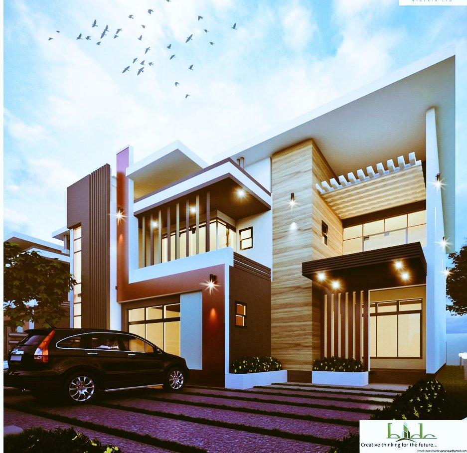 Wizkid House In Nigeria