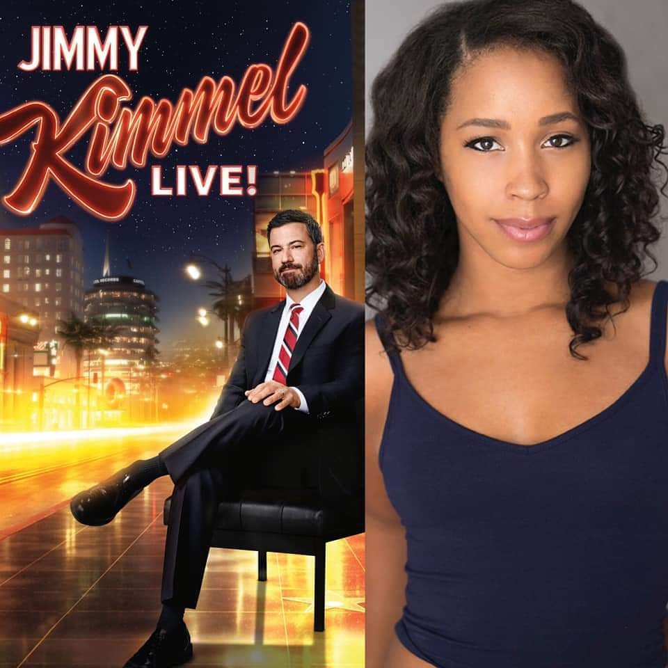 """My incredible wife @KaraAnneDuncan killed it on #JimmyKimmelLive just now!!! I'm going to be hearing """"Mr.Tan Man send me a tweet"""" in the house for the next week 😁😁😁"""