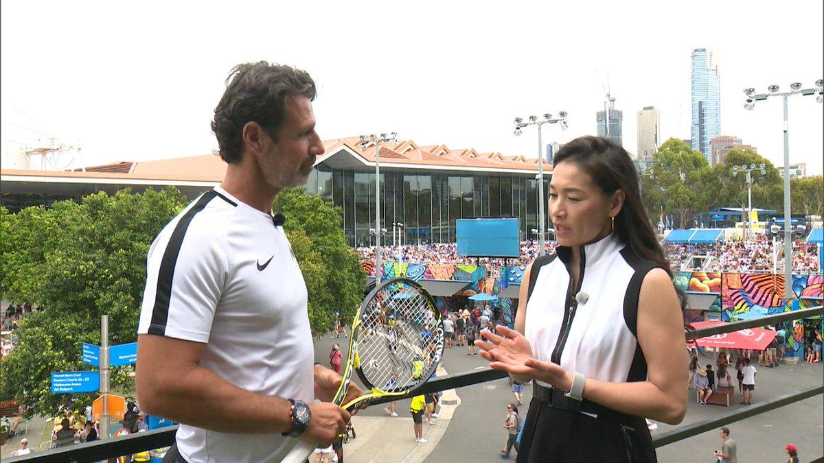 WOWOWテニス's photo on #AusOpen