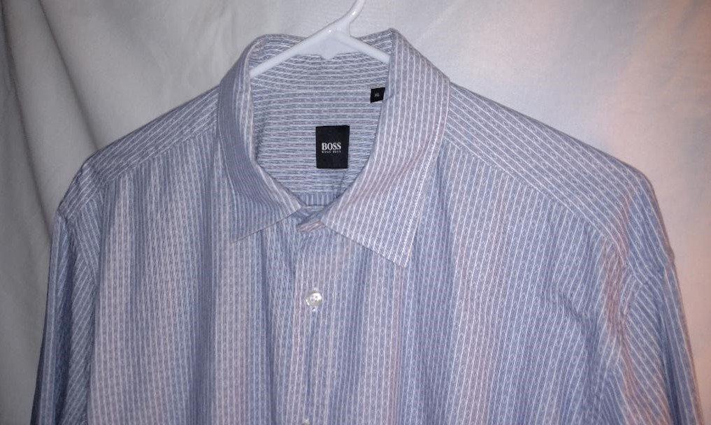ffc4d0e86 #HugoBoss #mens #longsleeve #cotton #shirt #fashion #clothing #ebay RTpic. twitter.com/qVOWYo7fQj