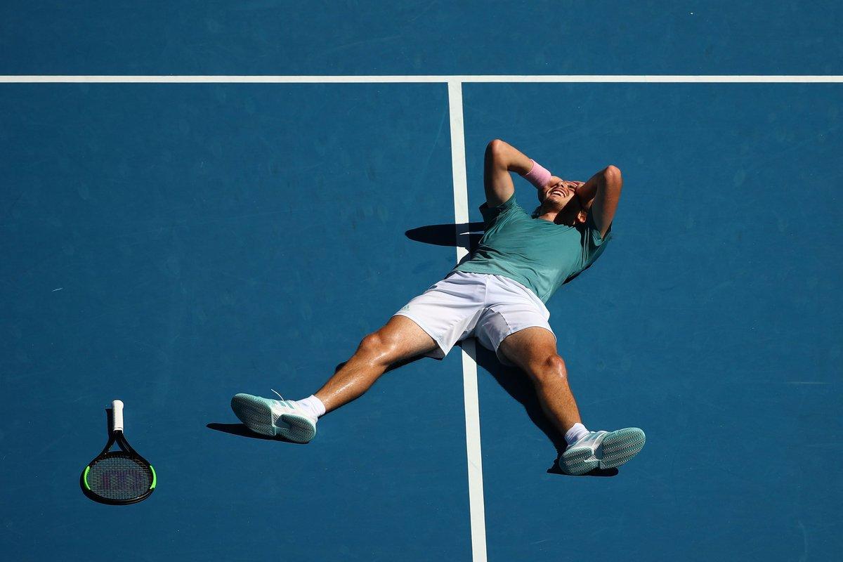 ATP Tour's photo on #AusOpen