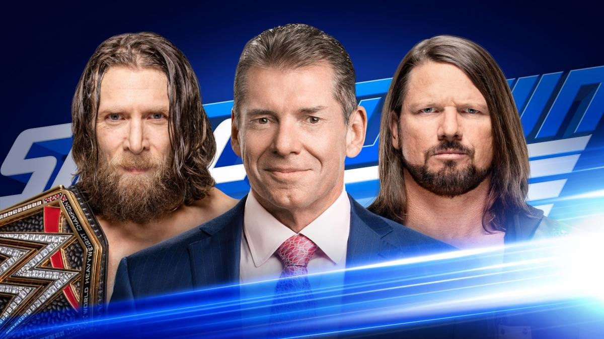 Image result for News For Tonight's WWE SmackDown & 205 Live