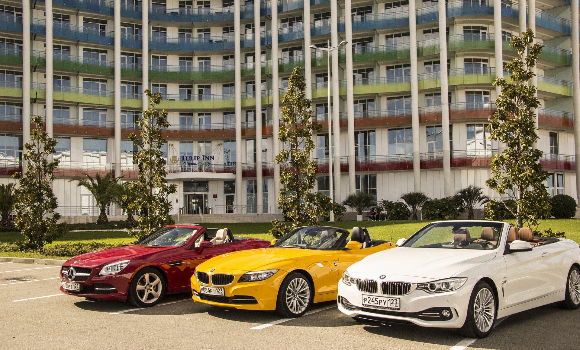 Как отдыхать с комфортом: забронировать автомобиль напрокат