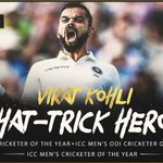 ICC Cricketer of the Year Twitter Photo