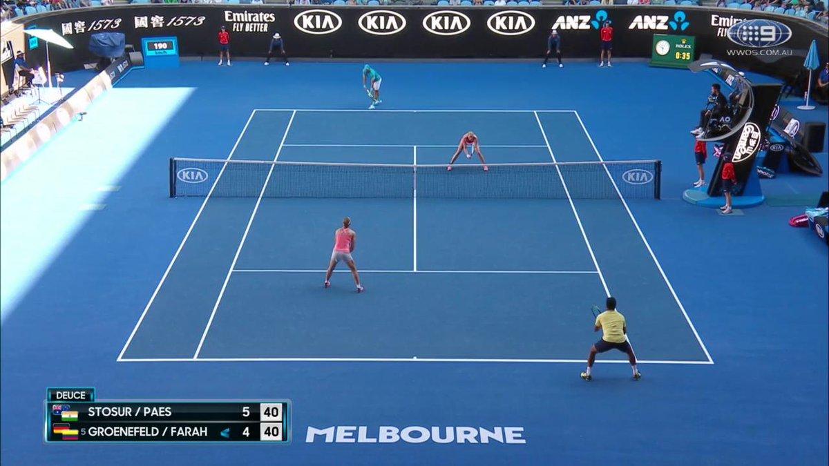 Wide World of Sports's photo on #AusOpen