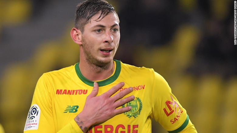 The Argentinian soccer star Emiliano Sala was on a plane that went missing over the English Channel on Monday evening, French aviation officials tell CNN https://t.co/NHTau60z9S