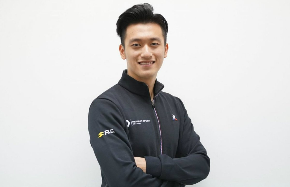 The @RenaultF1Team have a new Development Driver 👀🇨🇳 >> https://t.co/133BNGdwNC #F1