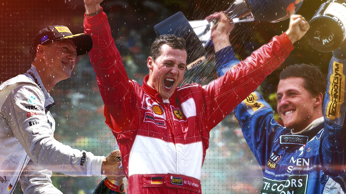 How did Michael Schumacher go from karting hopeful to seven-time F1 world champion?   A new feature-length documentary available exclusively to F1TV subscribers tells the German's incredible story of success   Subscribe to F1TV here >> https://t.co/TykzHUwfBc