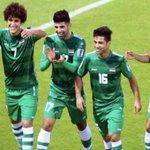 #العراق_قطر Twitter Photo
