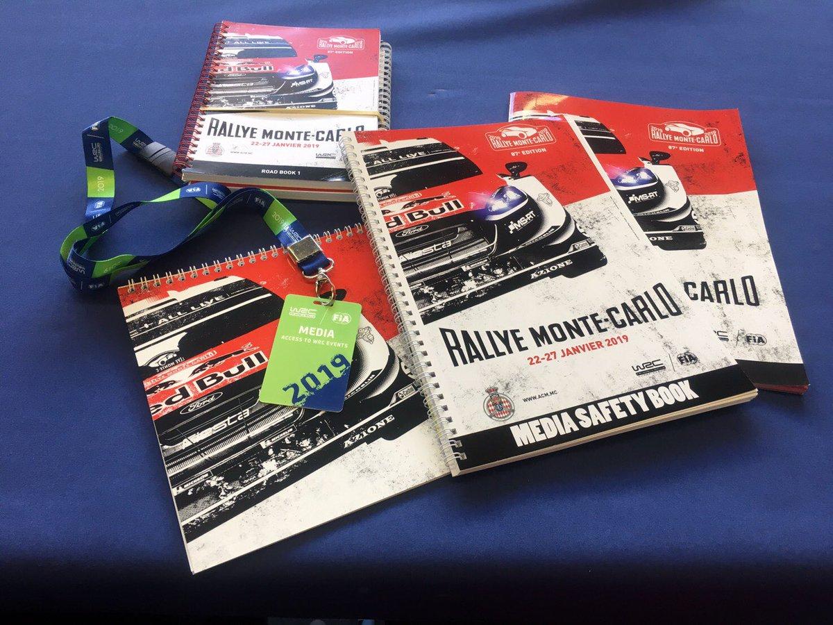 WRC: 87º Rallye Automobile de Monte-Carlo [22-27 de Enero] - Página 5 Dxg9CrRU0AEKK1k