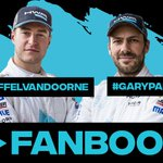 Now it's your turn! @GaryPaffett and @svandoorne need your support. Give them your #FANBOOST vote for some extra power on Saturday!  You can vote once a day, even on race day: 👉 https://t.co/SbOyUeaSs8  #SantiagoEPrix #ABBFormulaE